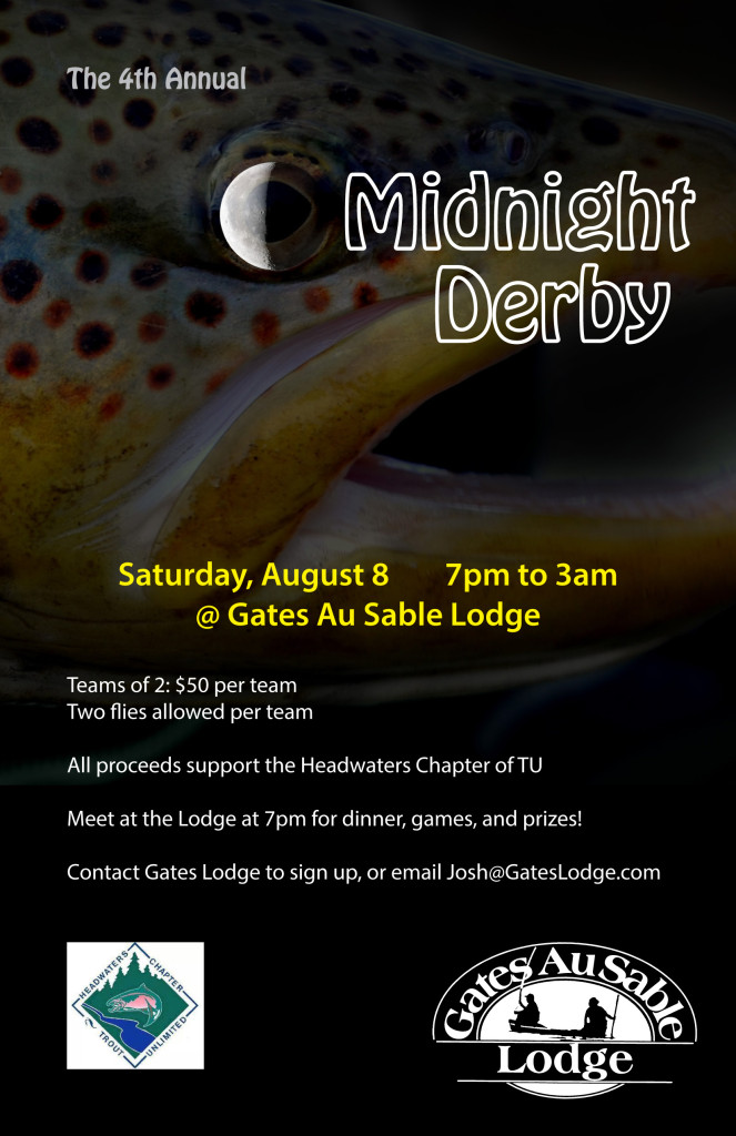 Midnight Derby 2015 Flyer